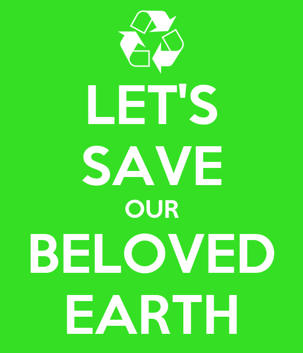 let us protect the environment What will happen if we continue to pollute and exploit the earth in an uncontrolled way what does it mean the ozone layer protect us from harmful uvb ultraviolet light which lead to skin each of us should to care for the environment the way is able: let us not throw waste to.