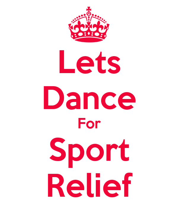 Lets Dance For Sport Relief