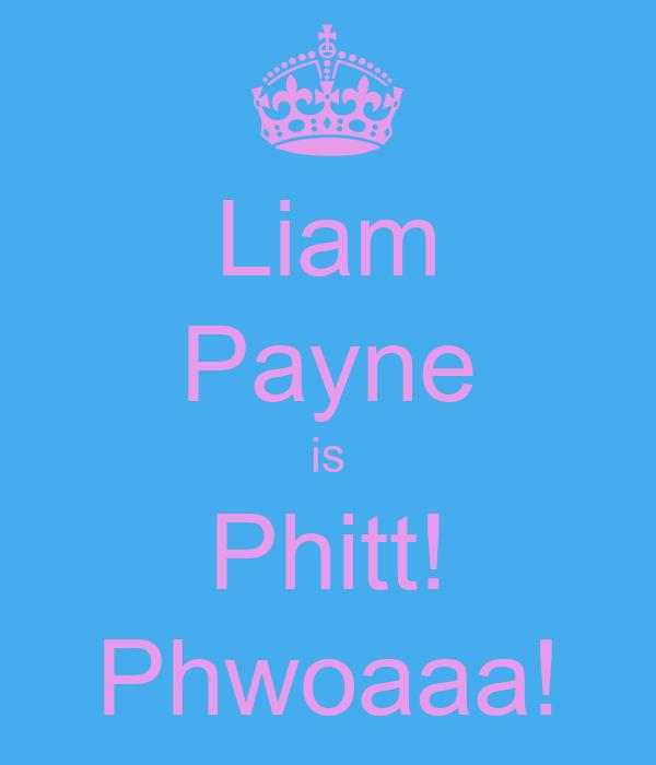 Liam Payne is Phitt! Phwoaaa!