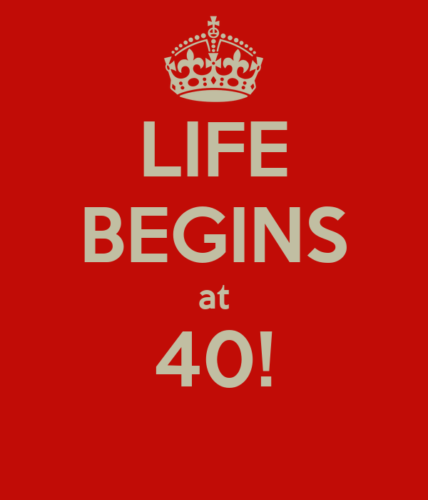 life begins at 40 pdf