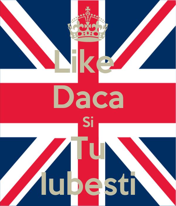 Like  Daca Si Tu Iubesti