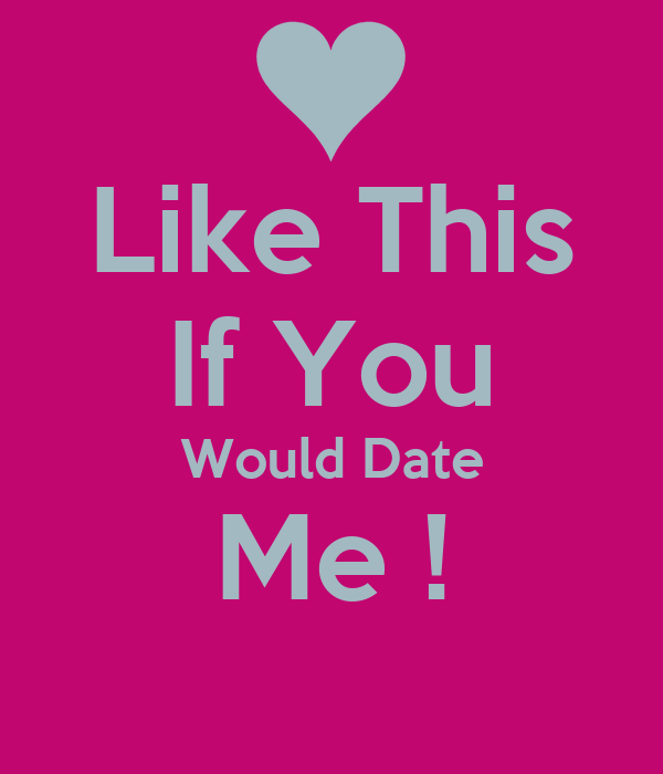 Would you like dating site