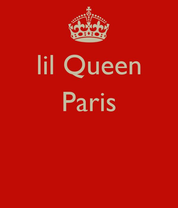 lil Queen Paris