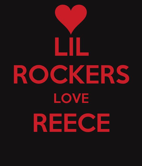LIL ROCKERS LOVE REECE