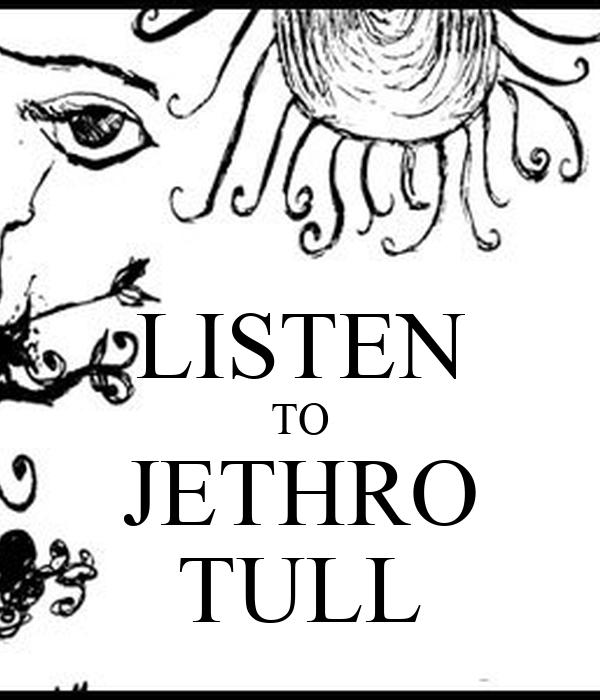 LISTEN TO JETHRO TULL