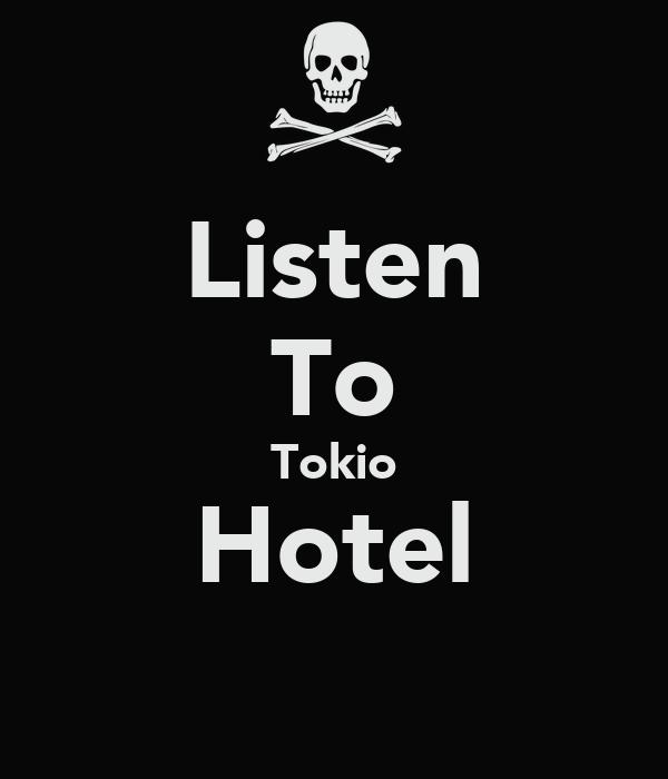 Listen To Tokio Hotel