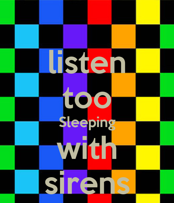 listen too Sleeping with sirens