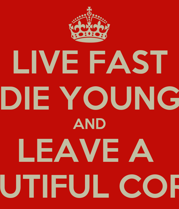 live fast die young Scrobble from spotify connect your spotify account to your lastfm account and scrobble everything you listen to, from any spotify app on any device or platform.