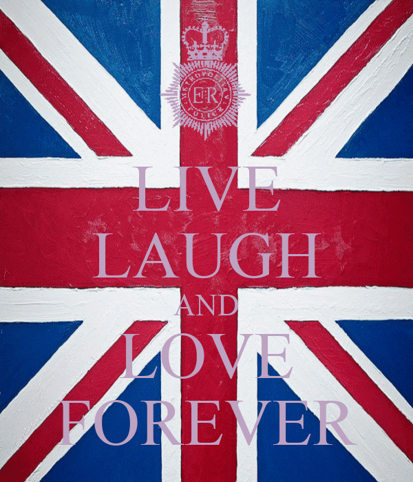 LIVE LAUGH AND LOVE FOREVER