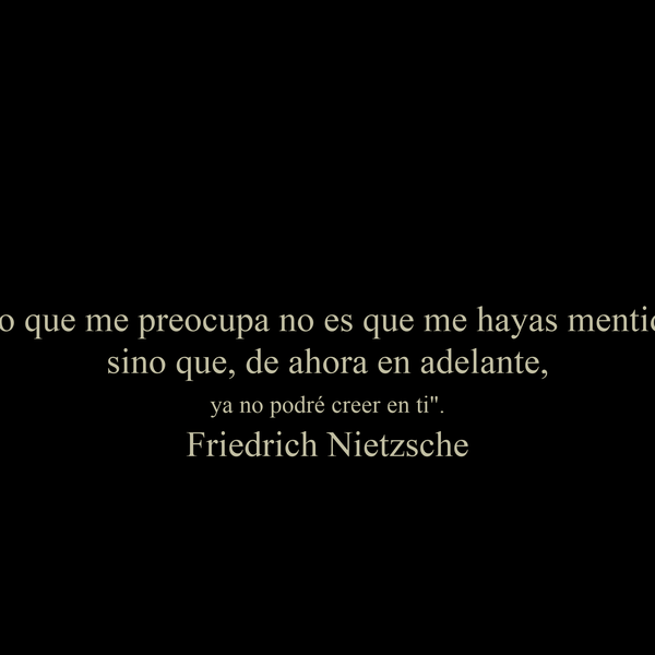 friedrich nietzsche another perspective on reality Society and the individual in nietzsche's their will to power comes through in some way or another nietzsche calls 1 nietzsche, friedrich the will to power.