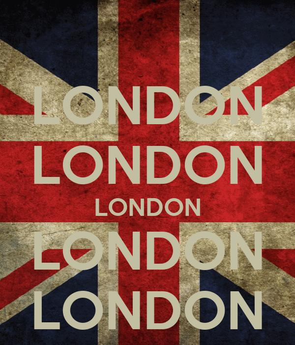 LONDON LONDON LONDON LONDON LONDON