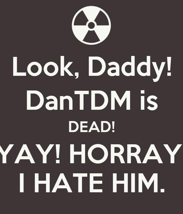 is dantdm dead