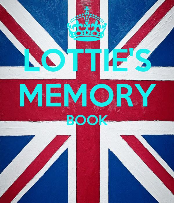 LOTTIE'S MEMORY BOOK