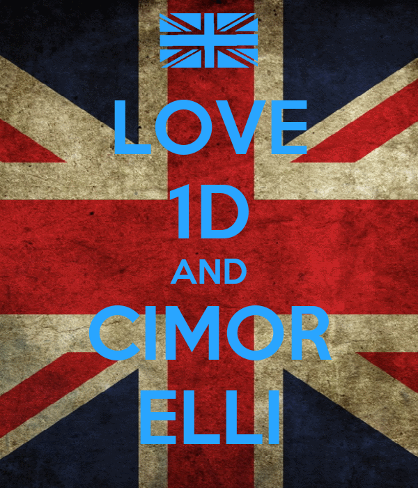 LOVE 1D AND CIMOR ELLI