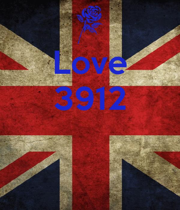 Love 3912