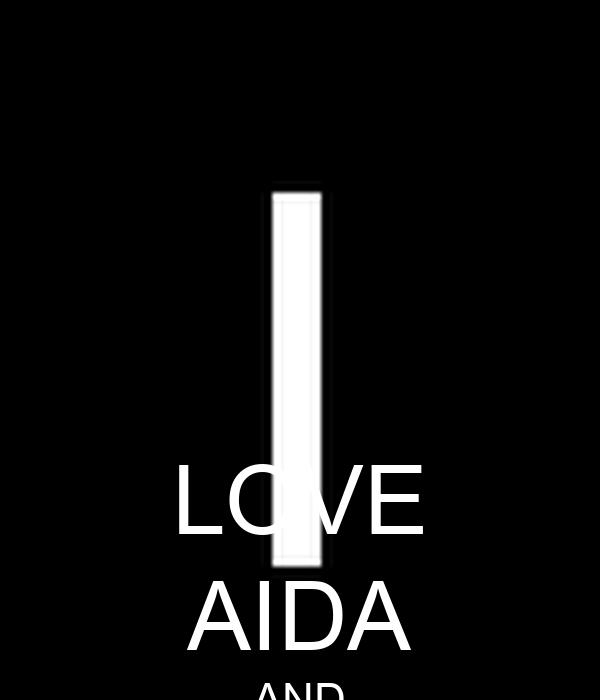 LOVE AIDA AND ZAINAB