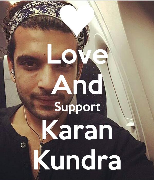 Love And Support Karan Kundra