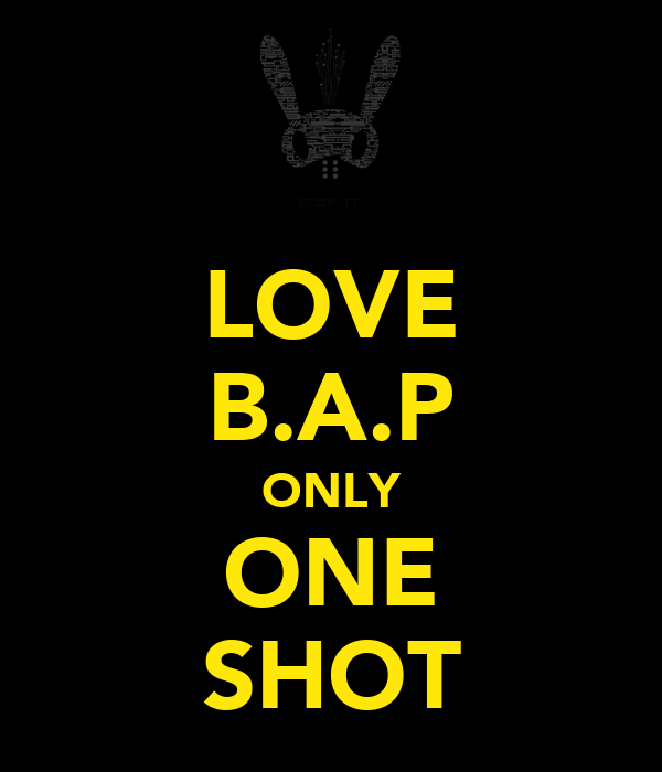 LOVE B.A.P ONLY ONE SHOT