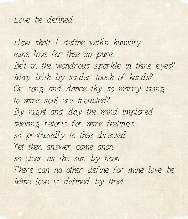 so and so define