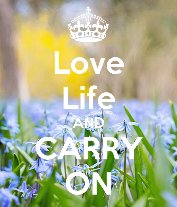 Love Life AND CARRY ON