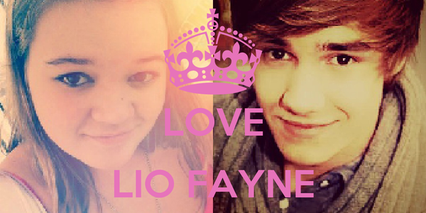 LOVE  LIO FAYNE