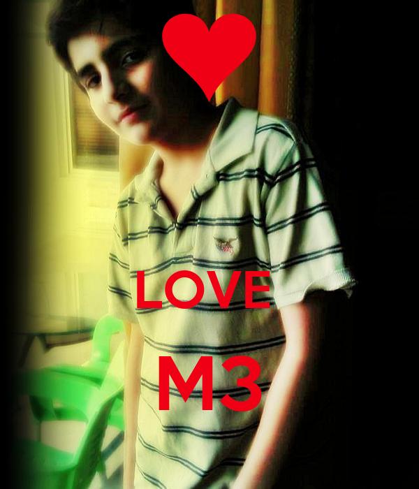 LOVE  M3