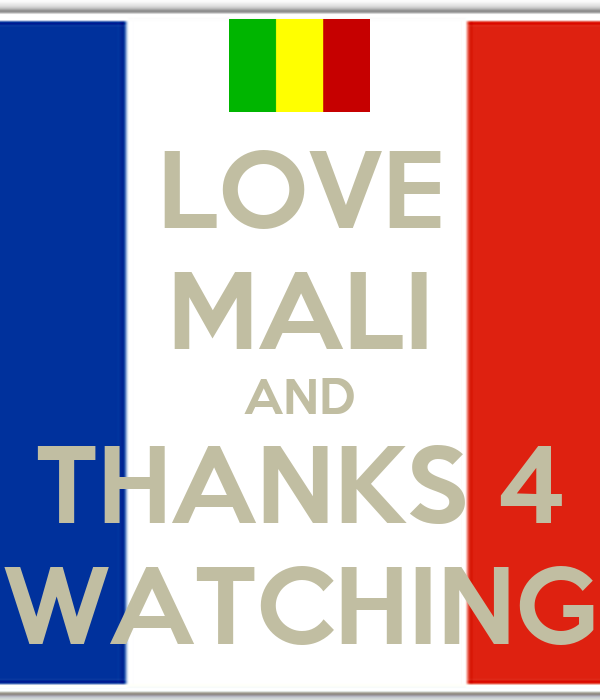 LOVE MALI AND THANKS 4 WATCHING