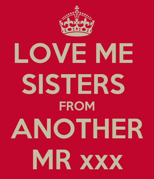 LOVE ME  SISTERS  FROM ANOTHER MR xxx