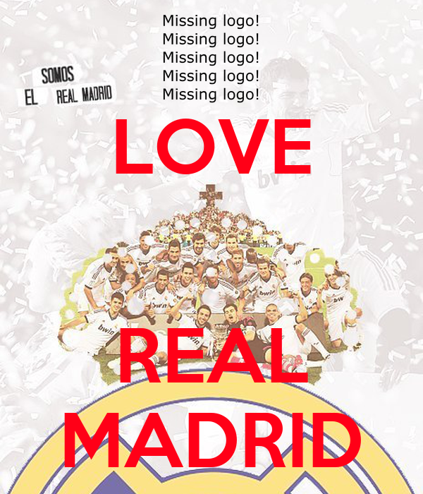 LOVE   REAL MADRID