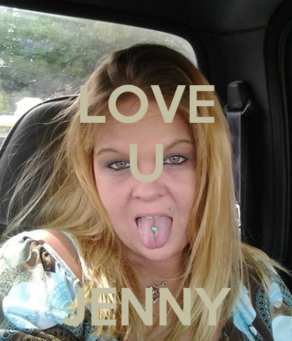LOVE U   JENNY