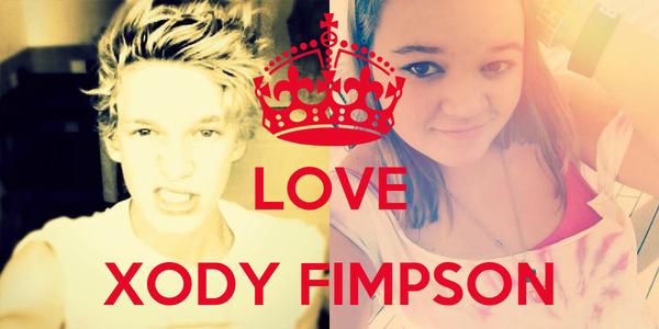 LOVE  XODY FIMPSON