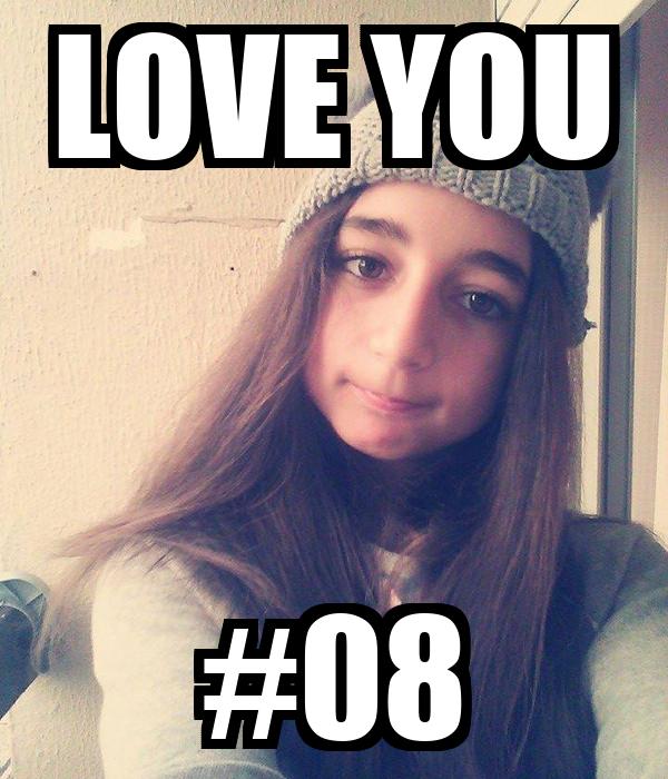 LOVE YOU #08