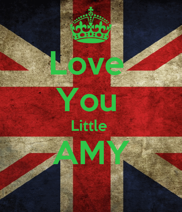 Love  You  Little  AMY