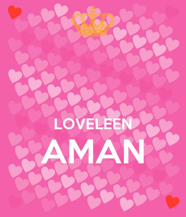 LOVELEEN AMAN