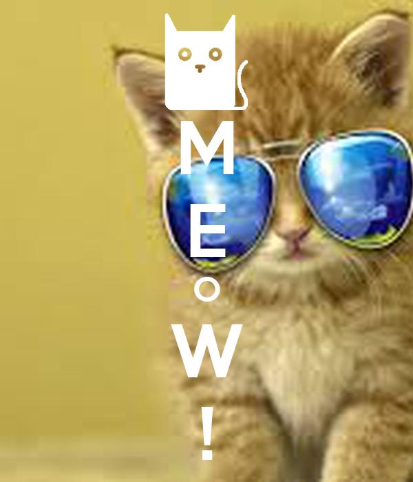 M E O W !