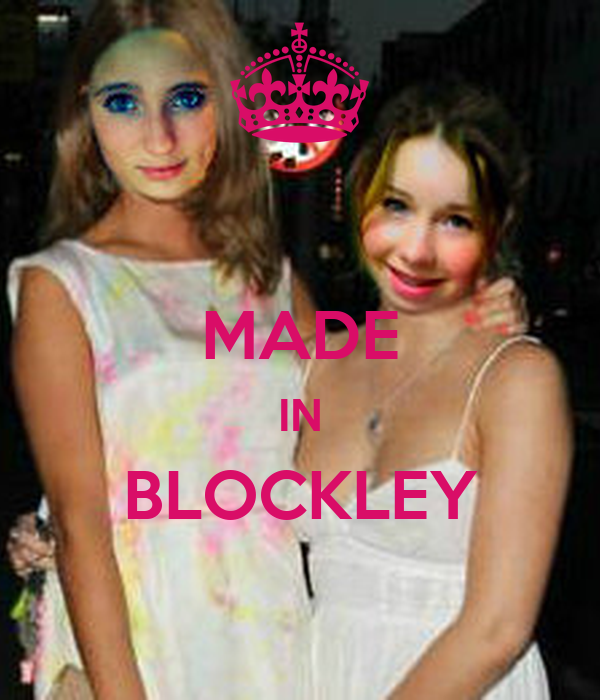 MADE IN BLOCKLEY