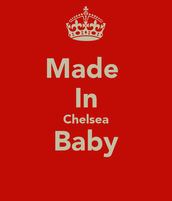 Made  In Chelsea Baby