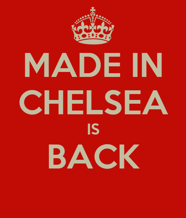 MADE IN CHELSEA IS BACK