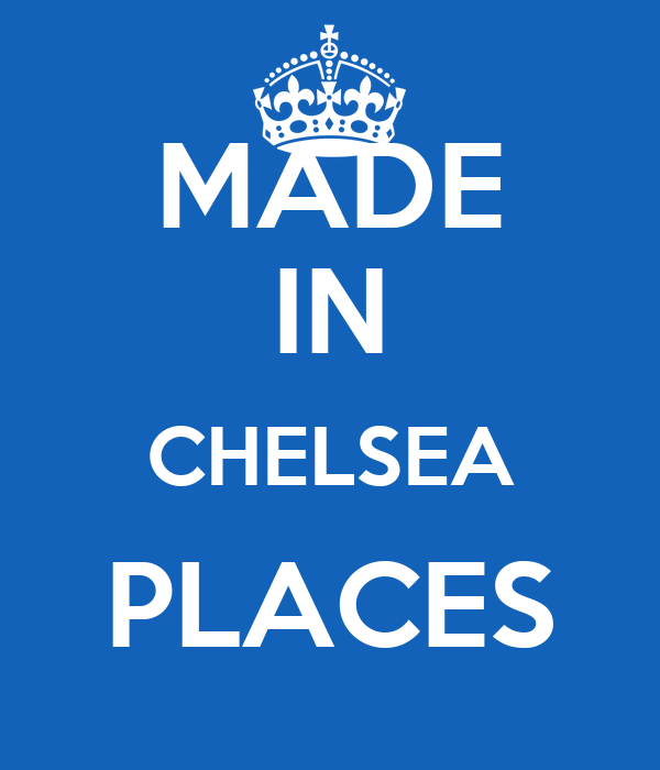 MADE IN CHELSEA PLACES