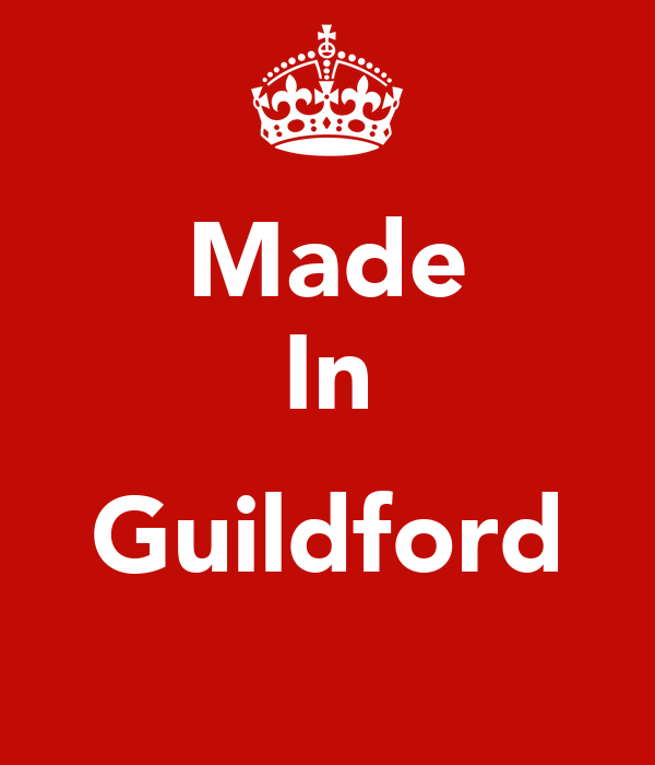 Made In  Guildford