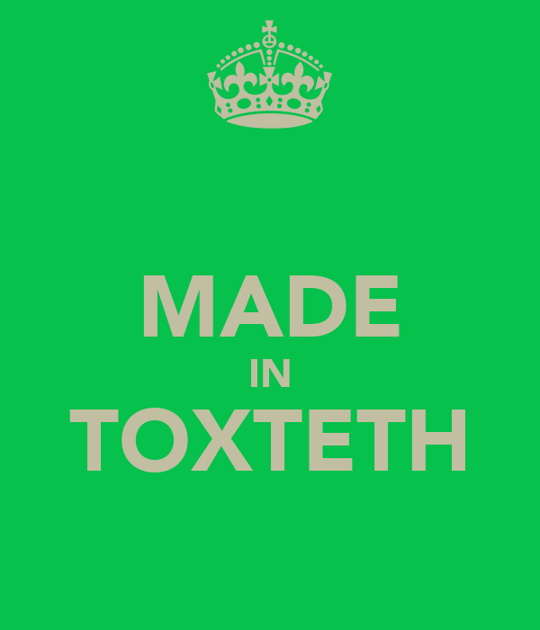 MADE IN TOXTETH