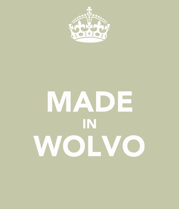 MADE IN WOLVO