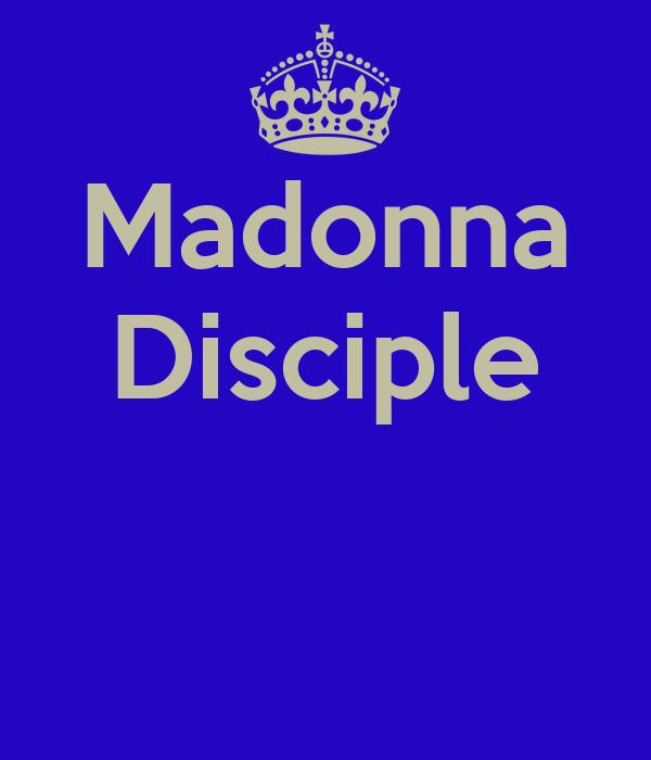 Madonna Disciple