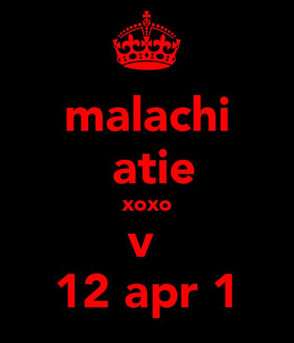 malachi кatie xoxo ƪơvƹ Ʋ ♥12 apr 1♥