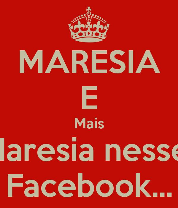 MARESIA E Mais Maresia nesse  Facebook...