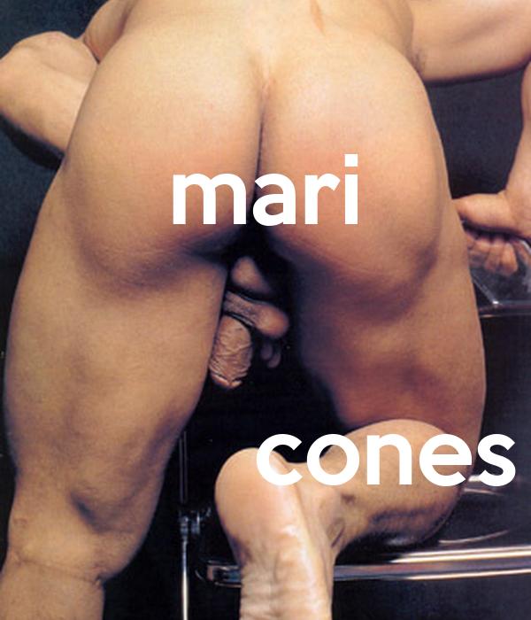 mari               cones