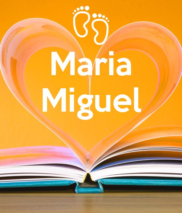Maria Miguel