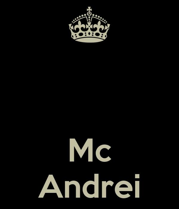 Mc Andrei
