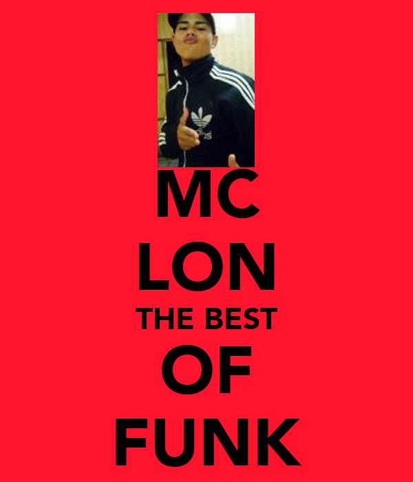 MC LON THE BEST OF FUNK