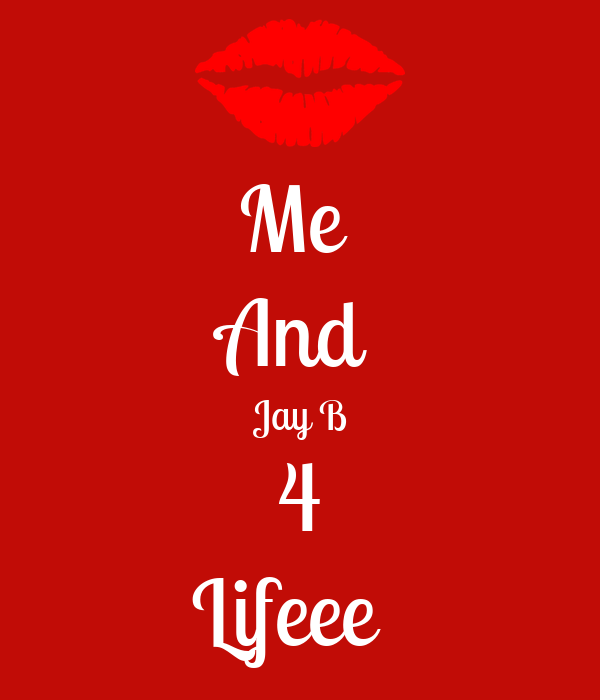 Me  And  Jay B 4 Lifeee😍